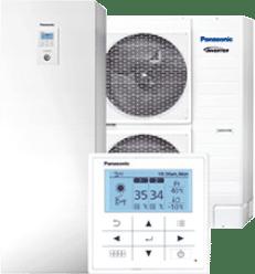Luft til vand varmepumpe service